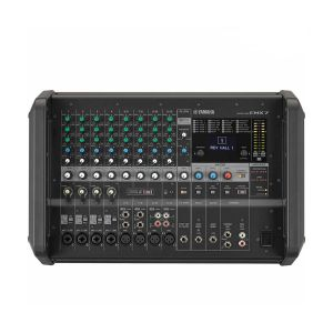 YAMAHA EMX7 เพาเวอร์มิกซ์ Portable Powered Mixers 2 x 710W 4Ω