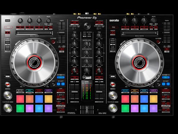 Pioneer DDJ-SR2 | ดีเจคอนโทรลเลอร์ DJ Controller เครื่องเล่นควมคุม ไพโอเนีย