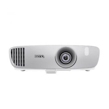 BenQ W1110  เครื่องฉายภาพ สุดยอดโปรเจคเตอร์ในบ้านคุณ Full HD 3D Wireless Home Projector