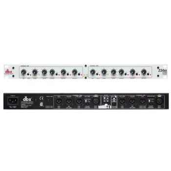 dbx 234XSV Stereo 2/3 Way, Mono 4-Way Crossover