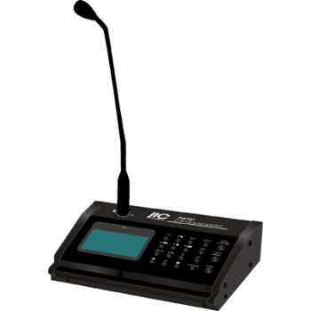 ITC Audio T-6702A ไมโครโฟนระบบประกาศผ่านระบบ ไอพี