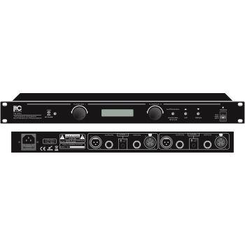 ITC Audio TS-224 เครื่องป้องกันสัญญาณเสียงย้อนกลับ