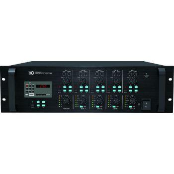 ITC Audio T-4120MP เพาเวอร์มิกเซอร์ 4X120W พร้อม mp3