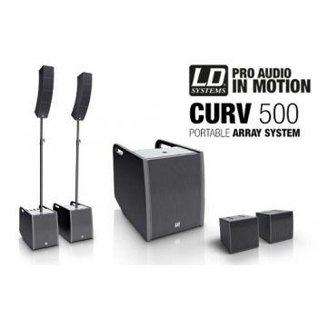 LD Systems Curv 500ES
