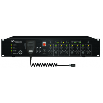 ITC Audio VA-6200MA เครื่องควบคุมสัญญาณเสียงและสัญญาณฉุกเฉิน