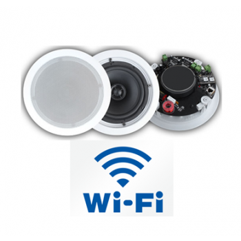 CMX CE-620WiFi ลำโพงติดเพดานไร้สาย 6.5 นิ้ว Wireless Wi-Fi Speaker