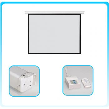 RAZR AHD-H106 จอมอเตอร์ไฟฟ้า Motorized Screen 106 นิ้ว เนื้อ HD สัดส่วน 16:9