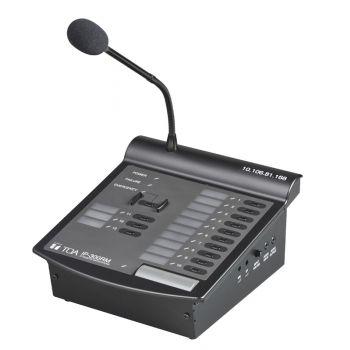 TOA IP-300RM ไมโครโฟนระบบประกาศ IP Network Remote Microphone