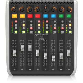 Behringer X-TOUCH EXTENDER 8 Touch-Sensitive Motor Faders
