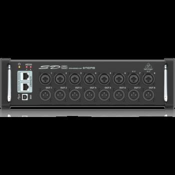 Behringer SD8 I/O Stage Box