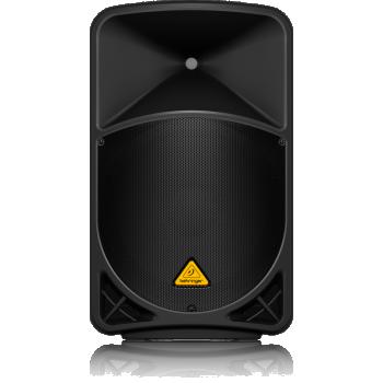 Behringer B115MP3 ตู้ลำโพงพร้อมขยายเสียง 1,000 วัตต์ 2 ทาง 15 นิ้ว มีช่องเสียบ MP3