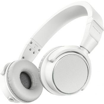 Pioneer HDJ-S7-W หูฟังดีเจ ตอบสนองย่านความถี่ 5kHz – 40kHz