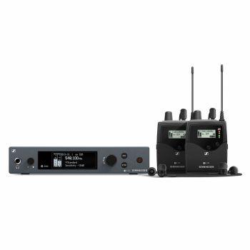 Sennheiser EW IEM G4-TWIN IEM in-ear monitor