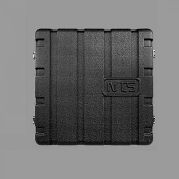 "NTS ABS-12U RACK ABS แร็คพลาสติก 12U ลึก 17"""