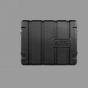 "NTS ABS-8U RACK ABS แร็คพลาสติก 8U ลึก 17"""