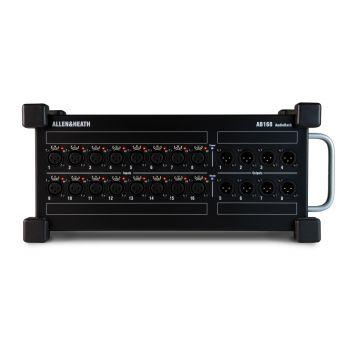 ALLEN & HEATH AB168 Portable AudioRack Stage Box สำหรับดิจิตอลมิกเซอร์รุ่น GLD และ QU
