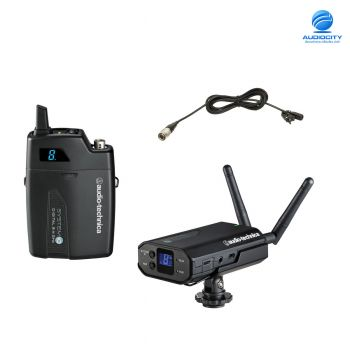 Audio-technica ATW-1701/MT830cW | ไมโครโฟน Camera-Mount Wireless