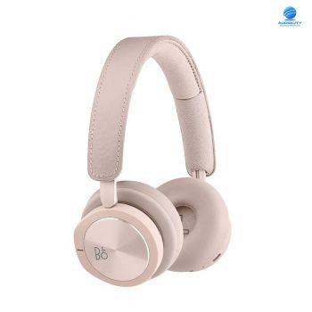 B&O PLAY HEADPHONE ON-EAR H8I PINK หูฟัง On Ear เชื่อมต่อได้ทั้งทาง Bluetooth และ สายแจ็ค 3.5 มม