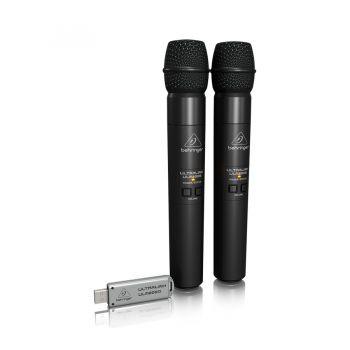 Behringer ULM-202 USB  ไมโครโฟนไร้สาย High-Performance 2.4 GHz