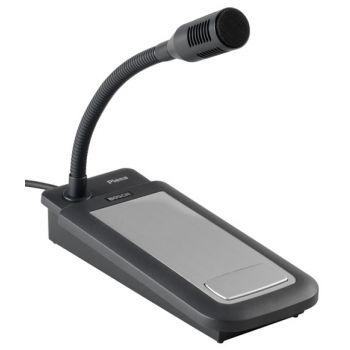 BOSCH PLE‑1SCS ไมค์โครโฟนประกาศ Plena Easy Line