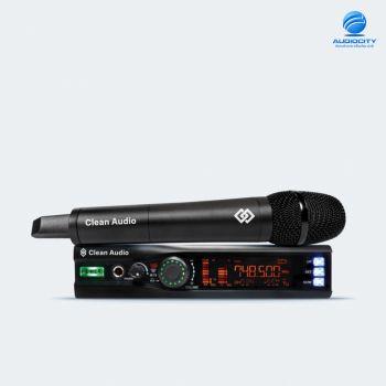 Clean Audio CA-M1 ชุดไมโครโฟนไร้สายแบบไมค์เดี่ยว ความถี่ 748.3-757.7MHz
