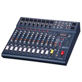 Studiomaster CLUB XS 12 มิกเซอร์ 12 inputs