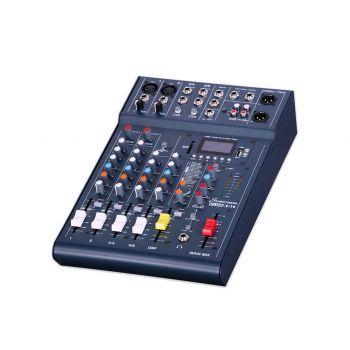 Studiomaster CLUB XS 6 มิกเซอร์ 6 inputs