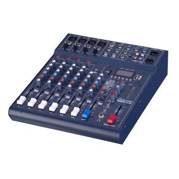 Studiomaster CLUB XS 8 มิกเซอร์ 8 inputs