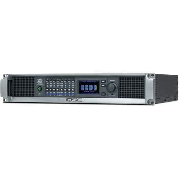 QSC CX-Qn 4K8 เครื่องขยายเสียงระบบเน็ตเวิร์ค