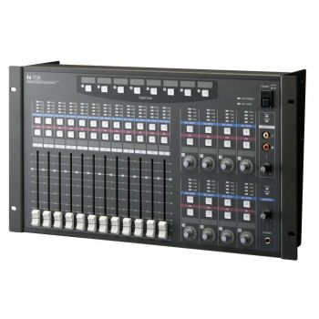 TOA D-2012C CE Remote Console Unit for D-2008SP Digital Mixing Processor (CE Version)