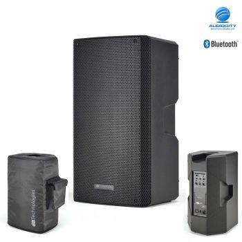 dBTechnologies KL10 | ตู้ลำโพง 2 ทาง 10 นิ้ว 400 วัตต์ มีแอมป์และ Bluetooth ในตัว #แถมฟรีถุงผ้าคลุม