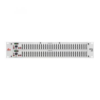 dbx 231SV อีควอไลเซอร์ Dual Channel 31-Band Graphic EQ