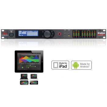 dbx DriveRack VENU360 เครืองมือช่วยปรับแต่งเสียงโปรเซสเซอร์ Loudspeaker Management Processor 6-way สามารถควบคุมผ่าน Mac หรือ PC หรือ iOS หรือ Android