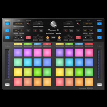 Pioneer DDJ-XP2 Add-on controller สำหรับ rekordbox dj และ rekordbox dvs
