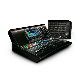 ALLEN & HEATH dLIVE C2500+CDM48 Pack ดิจิตอลมิกเซอร์ 12″ Touchscreen, 20 Faders