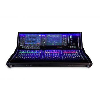 ALLEN & HEATH dLIVE S5000+DM48 Pack Dual ดิจิตอลมิกเซอร์ 12″ Touchscreens, 28 Faders, 26 SoftKeys, 6 Rotary