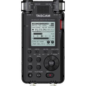 TASCAM DR-100 MK3 ไมโครโพนสำหรับบันทึกเสียง
