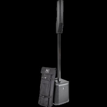 Electro-Voice EVOLVE 30M-EU ชุดลำโพงคอลัมน์ 8×2.8 นิ้ว ซับวูฟเฟอร์ 10 นิ้ว มีแอมป์ในตัว 1000 วัตต์ Bluetooth ในตัว