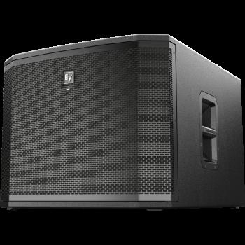 Electro-Voice ETX-15SP ตู้ลำโพงซับวูฟเฟอร์ ขนาด 15 นิ้ว 1,800 วัตต์ มีแอมป์ในตัวพร้อม DSP