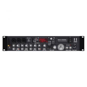 HILL AUDIO IMA400V2 เครื่องขยายเสียงพร้อมเครื่องเปิดเพลง Media Amplifier, 2x100W