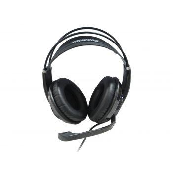 SUPERLUX HMC681EVO สีดำ หูฟังแบบครอบศีรษะพร้อมไมค์