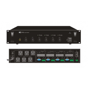 ITC Audio T-6704 ชุดประกาศ IP Network Adaptor 4 ch