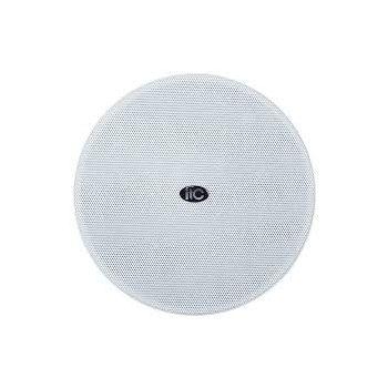 "ITC Audio T-208T ลำโพงติดเพดาน 8""+1.5"" Frameless Ceiling Speaker 3.75W-7.5W-15W- 30W,installing hole 248mm, plastic Shell + Iron Cover"