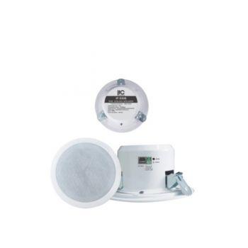 ITC Audio IP-S508 ลำโพงติดเพดานระบบ Network หรือ Lan มีขยายเสียงในตัว