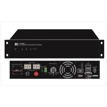 ITC Audio VA-2000BC  DC power supply and battery charger