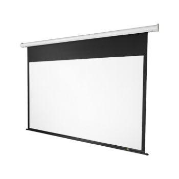 JK SCREEN S1 Ratio 16 : 9 Motorized Screen 100  จอรับภาพแขวนผนัง/เพดาน มอเตอร์ไฟฟ้า ขนาด 100 นิ้ว Viewing area 49×87 นิ้ว