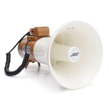 JEC JE-583BSW  โทรโข่ง เม็กกาโฟน Megaphone 25W MIC, SIREN & WHISTLE