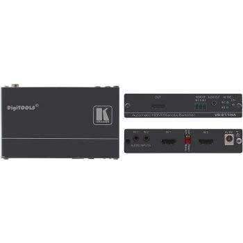 KRAMER VS-211HA 2x1 HDMI Auto Switcher with Audio