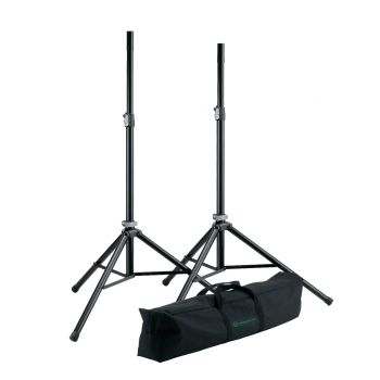 K&M 21449 ขาตั้งลำโพง Speaker Stand Package (คู่)