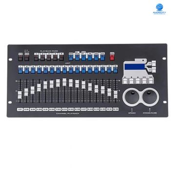 KING KONG KK256A | บอร์ดควบคุมไฟเวที DMX Lighting Controller